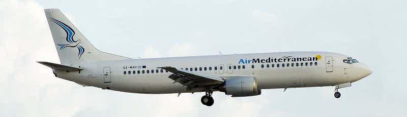 Air Mediterranean flights