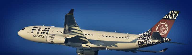 Air Pacific flights