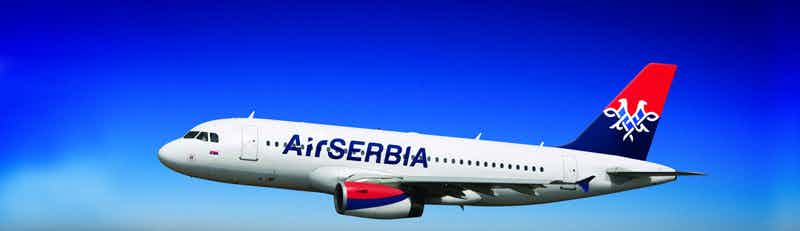 Air Serbia flights