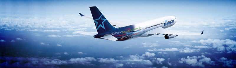 Air Transat flights