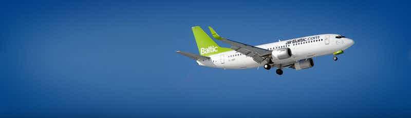 airBaltic flights
