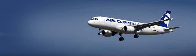Air Corsica flights