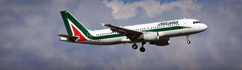 Alitalia flights