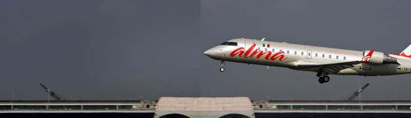 Alma de Mexico flights