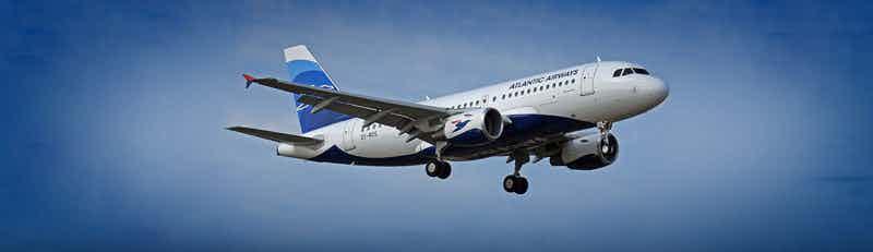 Atlantic Airways flights