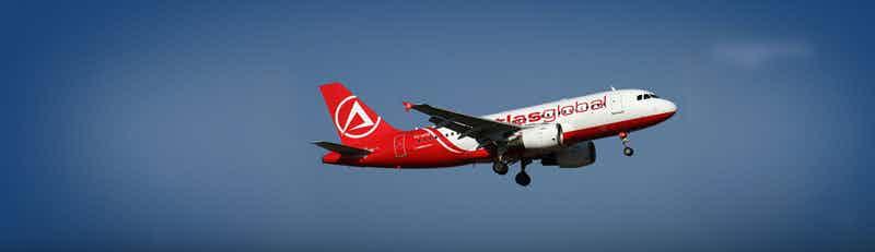 AtlasGlobal UA flights