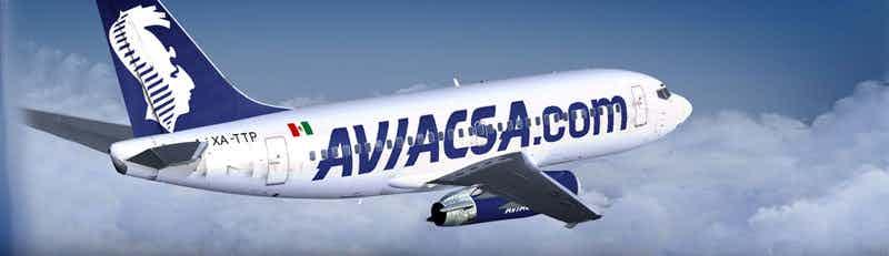 Aviacsa flights