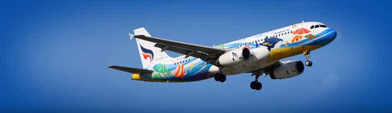 Bangkok Airways flights