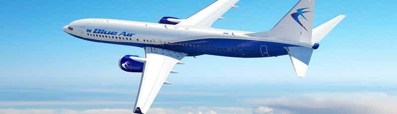 Blue Air flights