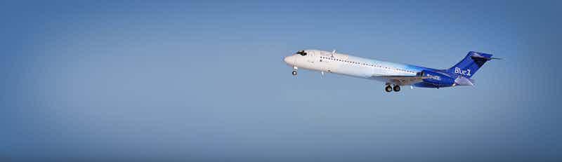 Blue1 flights