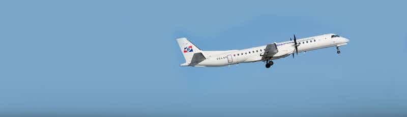 Braathens Regional Airways flights