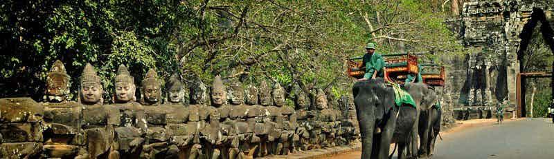 Cambodia Bayon Airlines flights