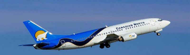 Canadian North flights