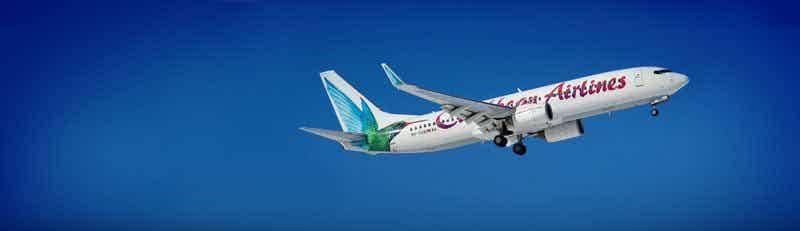 Caribbean Airlines flights
