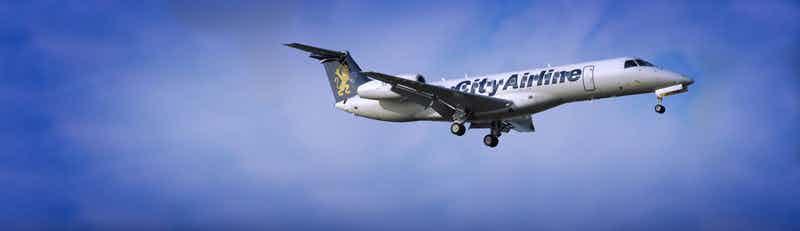 City Airline flights