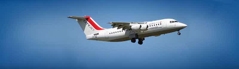 CityJet flights