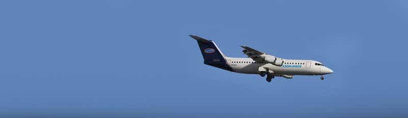 Cobham Australia flights