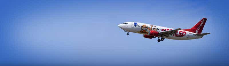 Corendon Airlines flights