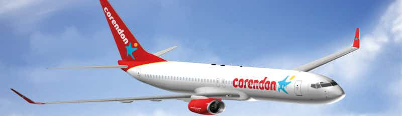 Corendon Dutch Airlines flights