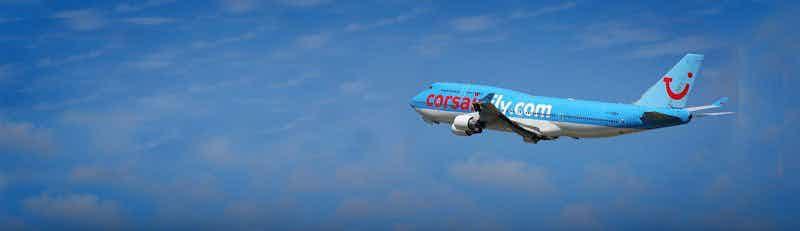 Corsair International flights