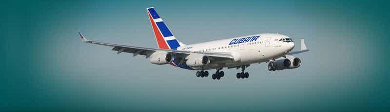 Cubana de Aviación flights