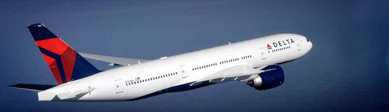 Delta Air Lines flights