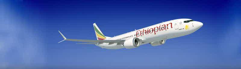 Ethiopian Airlines flights