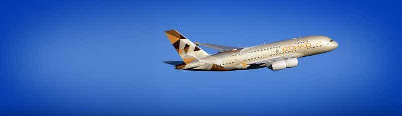 Etihad Airways flights