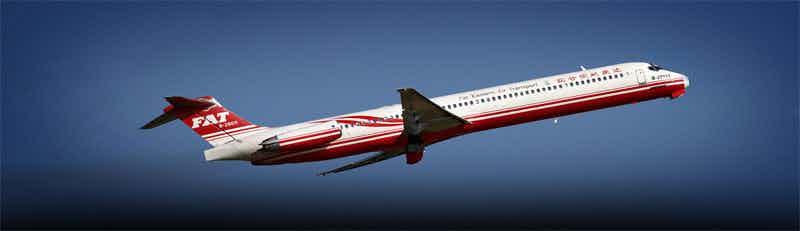 Far Eastern Air Transport flights