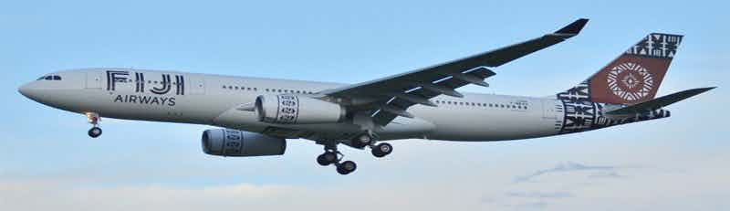 Fiji Airways flights