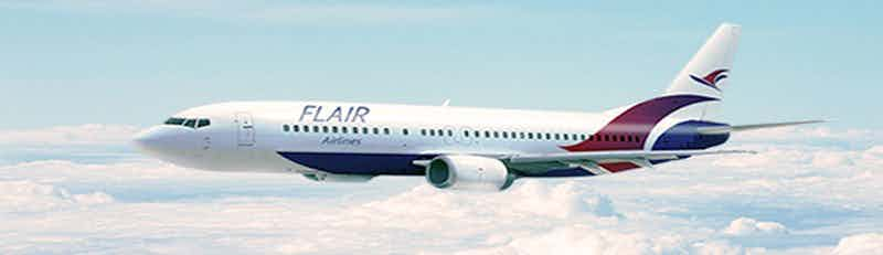 Flair Airlines flights