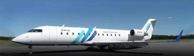 FMI Air flights