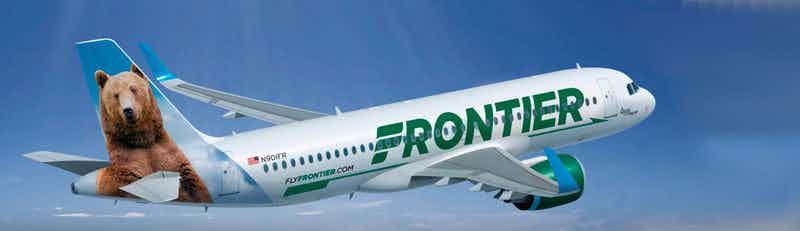 Frontier Airlines flights