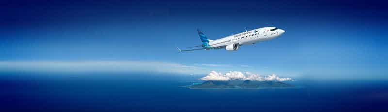 Garuda Indonesia flights