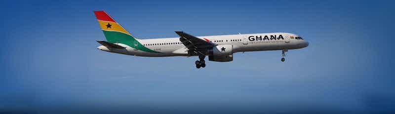 Ghana International flights