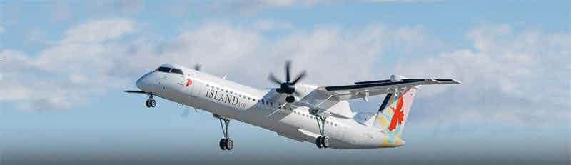 Hawaii Island Air flights