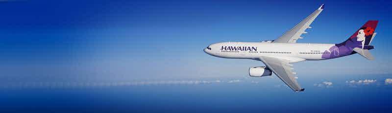 Hawaiian Airlines flights