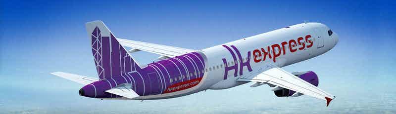HK Express flights