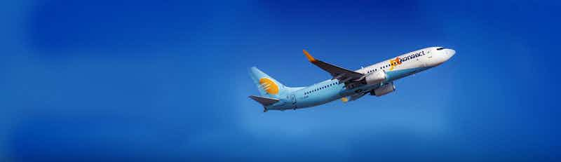 Jet Konnect flights
