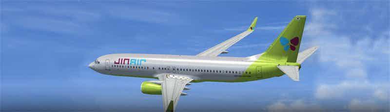 Jin Air flights