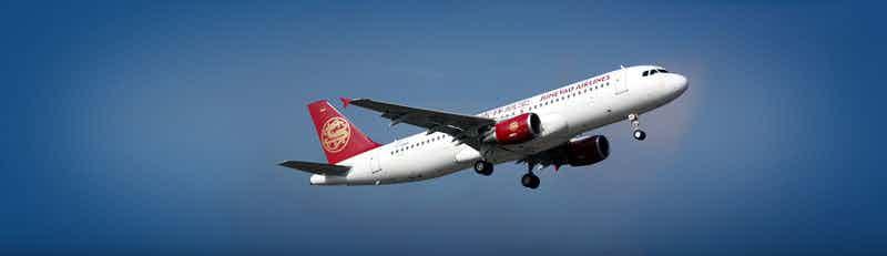 Juneyao Airlines flights