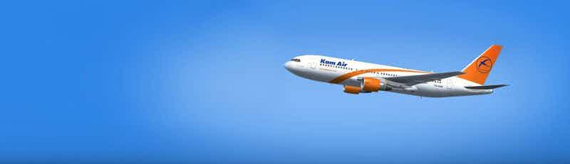 Kam Air flights