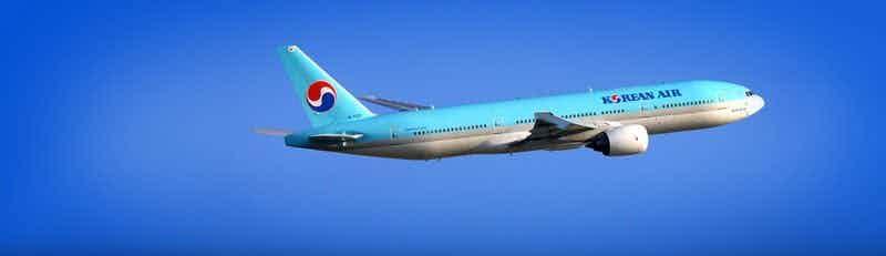 Korean Air flights