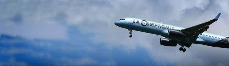 La Compagnie flights