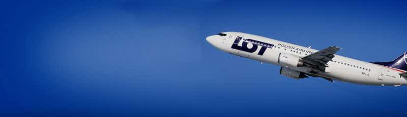 LOT Polish Airlines flights