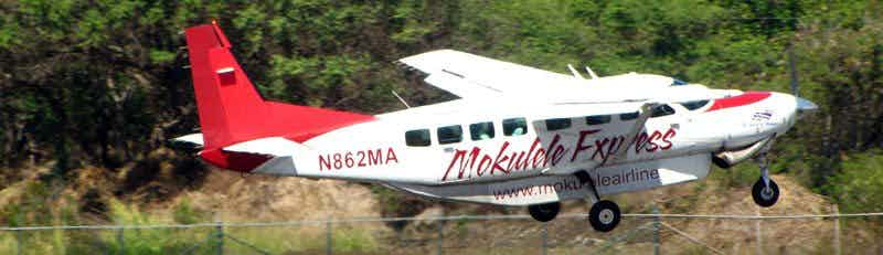 Mokulele Airlines flights