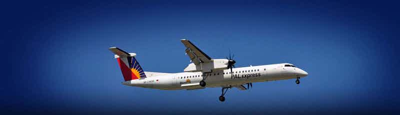 PAL-Express flights