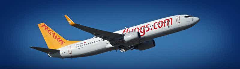 Pegasus Airlines flights