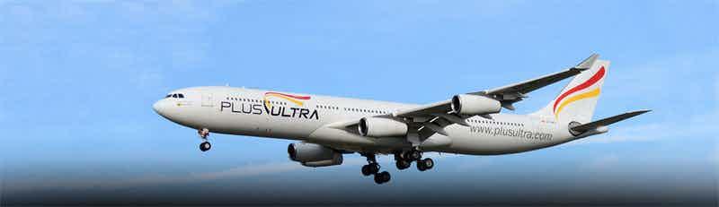 Plus Ultra Líneas Aeréas flights