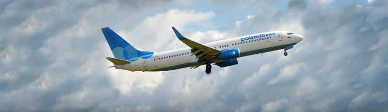 Pobeda Airlines flights